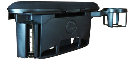 ArmRestor Pro in black